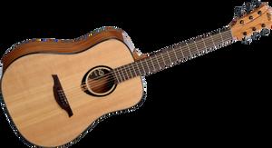 "LAG - Tramontane ""80"" Series T80D Acoustic Electric guitar"