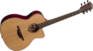 "LAG - Tramontane ""100"" Series T100ACE Acoustic Electric guitar"