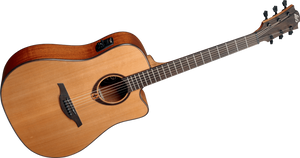 "LAG - Tramontane ""200"" Series T200DCE Acoustic Electric guitar"