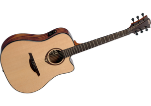 """LAG - Tramontane """"500"""" Series T500DCE Acoustic Electric guitar"""