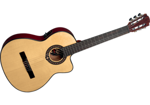 "LAG - Occitania ""80"" Series OC80CE Acoustic guitar - SOLD, Enquire -"