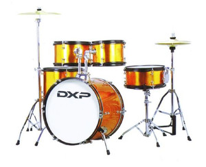 DXP - 5 Piece Junior Drum Kit (no. 2)