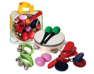 MANO Percussion - 6 Piece percussion set