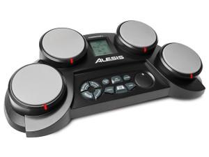 Alesis - 4-Pad Portable Tabletop Drum Kit CompactKit 4