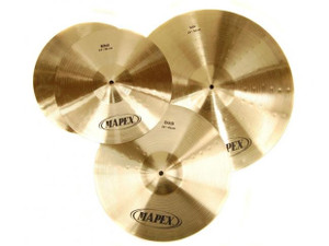 """Mapex Cymbal Pack 14"""", 16"""", 20"""""""