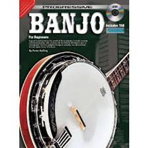 Progressive Banjo for Beginners (book)