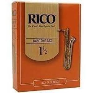 Alto Sax Reeds - 1 1/2- pack of 10 - Rico