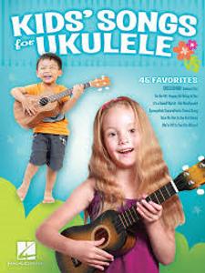 Kid's Songs for Ukulele (book)