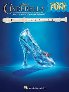 Disney - Cinderella - Recorder