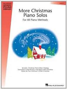 More Christmas Piano Solos - Level 5
