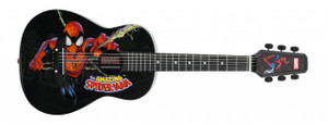 Marvel - Spider-Man 1/2 Size Acoustic Guitar