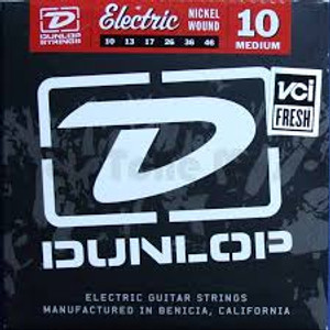 Dunlop - Electric Guitar Strings - 10/46 (medium)