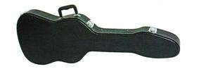 V-Case - 6 String Electric Guitar Case - Strat Shaped