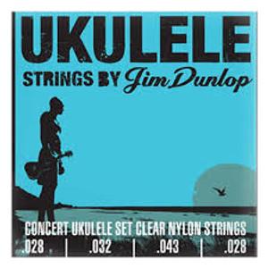 Jim Dunlop - Ukulele strings - Concert