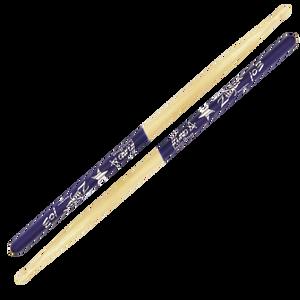 Pack Of 3 -  Zildjian - Ringo Starr W/Tip Purple Dip Drum sticks