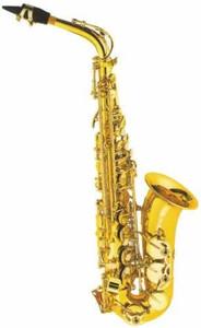 FONTAINE - E Flat Alto Saxophone - With Case