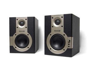 Media One 4A - Active Studio Monitors