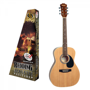 REDDING - 3/4 Size Dreadnought Acoustic - Natural