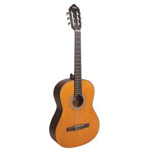 VALENCIA - 4/4 size classical guitar. Left hand. Antique Natural.