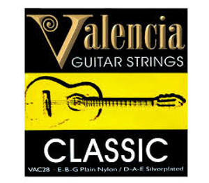 VALENCIA - Classical Guitar String Set - .28/.43