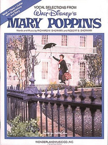 MARY POPPINS VOCAL SELECTIONS PVG