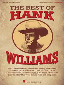 BEST OF HANK WILLIAMS PVG 2ND EDITION