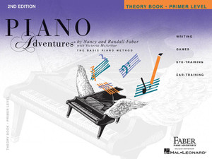 PIANO ADVENTURES THEORY PRIMER 2ND EDITION