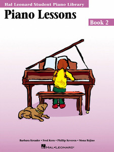 HLSPL PIANO LESSONS BK 2