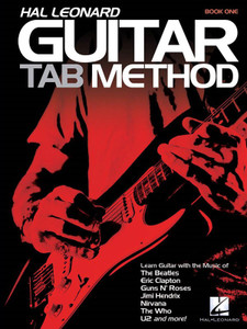 HAL LEONARD GUITAR TAB METHOD BK 1 BK/CD