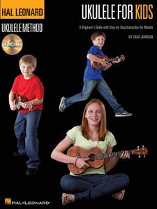 HL UKULELE FOR KIDS BK/CD