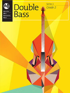 DOUBLE BASS GRADE 2 SERIES 1 AMEB