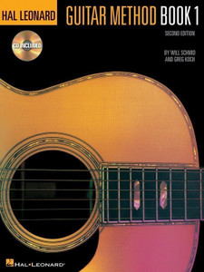 HL GUITAR METHOD BK 1 BK/CD