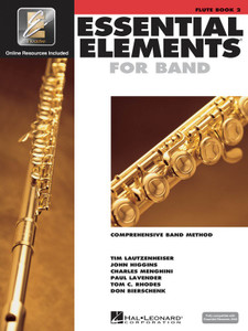 ESSENTIAL ELEMENTS FOR BAND BK2 FLUTE EEI