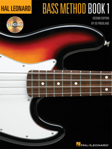 HL BASS METHOD BK 1 BK/CD 2ND ED