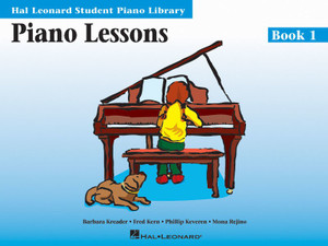 HLSPL PIANO LESSONS BK 1