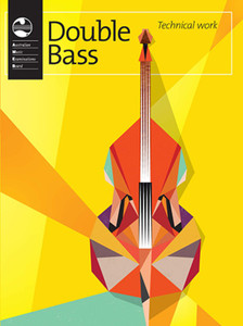 DOUBLE BASS TECHNICAL WORKBOOK 2013 AMEB