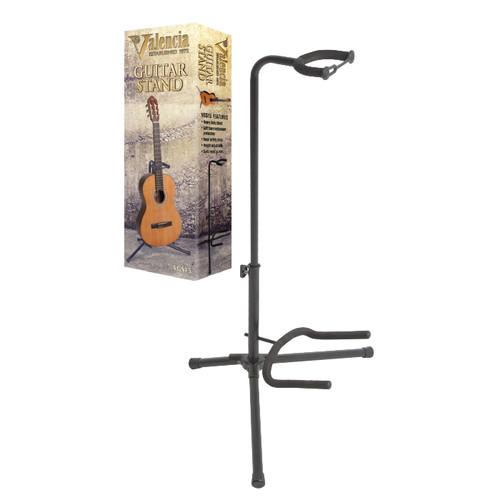 VALENCIA Tubular style heavy duty guitar stand