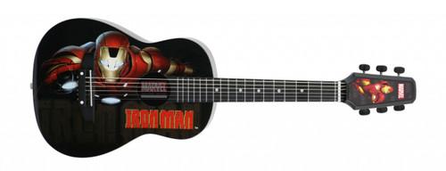 Marvel   Iron Man 1/2 Size Acoustic Guitar