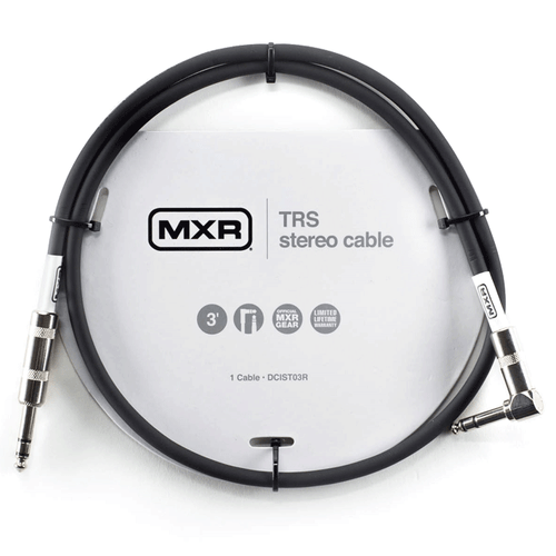 MXR TRS/Stereo Cable. (3ft)