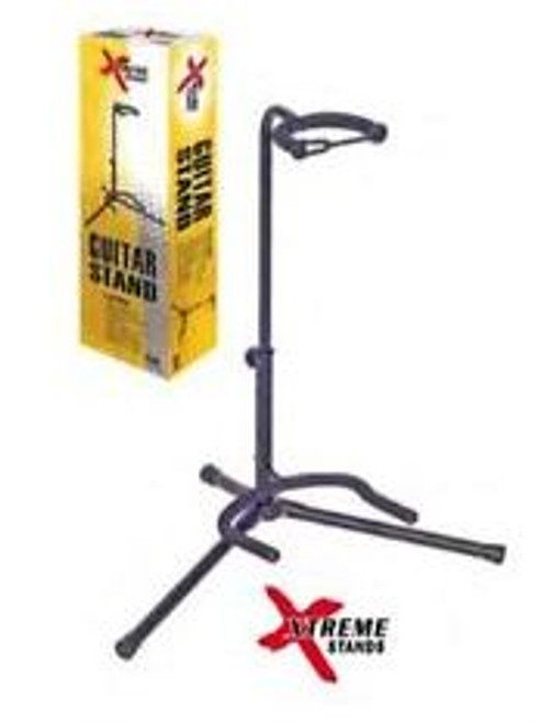 XTREME   Single Guitar Stand   Black