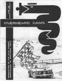Overheard Cams September 1980