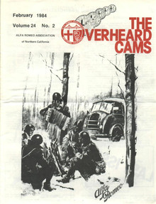 Overheard Cams June 1986