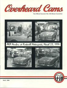 Overheard Cams March 1996