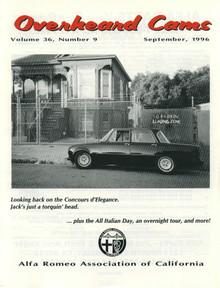 Overheard Cams September 1997