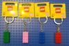 KCBRICK Key Chain Brick