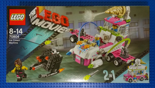 70804 The LEGO® Movie Ice Cream Machine