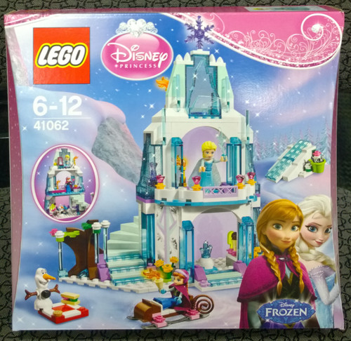 LEGO® Disney™ Princess Elsa's Sparkling Ice Castle