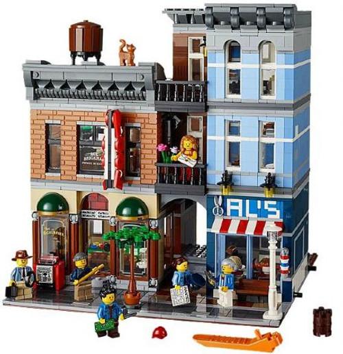 LEGO Creator Detectives Office