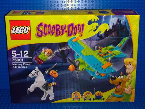 75901 LEGO® Scooby-Doo™ Mystery Plane Adventures