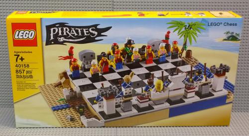 40158 LEGO® Pirates Chess Set